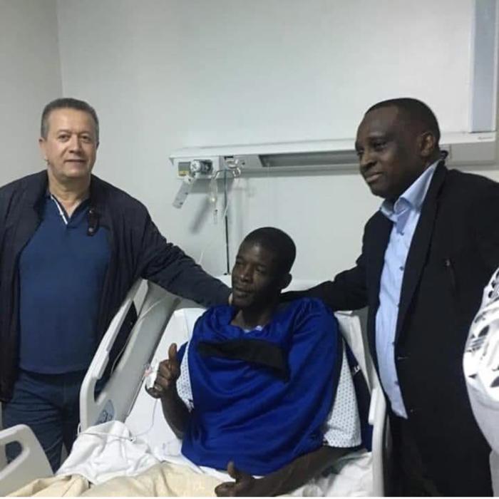 Rabat : Khadim Ndiaye opéré avec succès hier soir