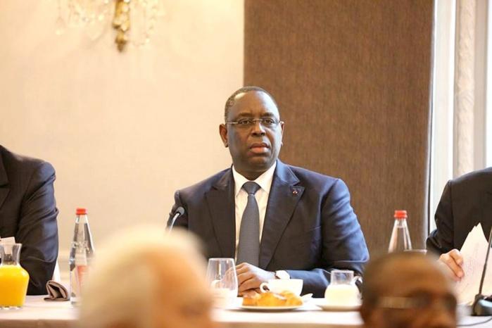 Sen de l'Apr : Macky Sall étale sa colère