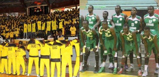 Coupe du maire de basket masculin: Duc et Douanes dans le dernier carré