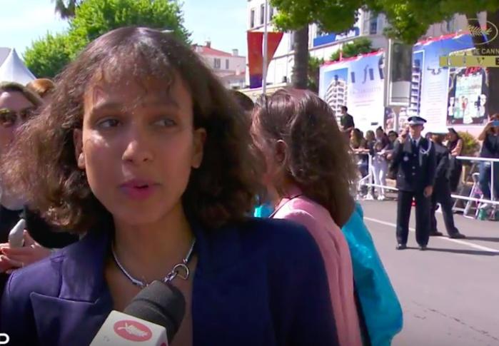 Cinéma : L'équipe du film Atlantique de Mati Diop au Festival de Cannes