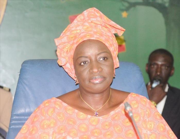 """Aminata Touré, présidente du CESE : """"Que le Procureur prenne toutes ses responsabilités en toute indépendance"""""""