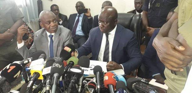 TF1451/R : Serigne Bassirou Guèye suspendu à la commission d'enquête parlementaire