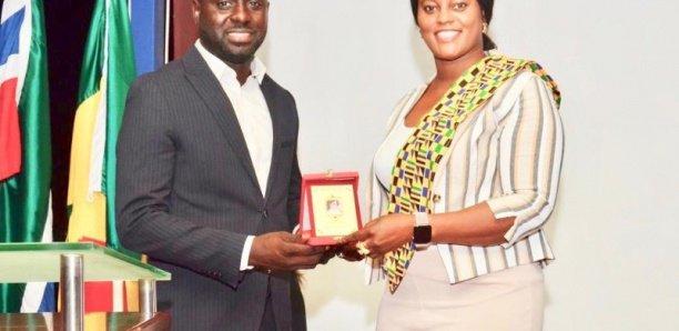 Gala Influences Magazine : Thierno Bocoum primé