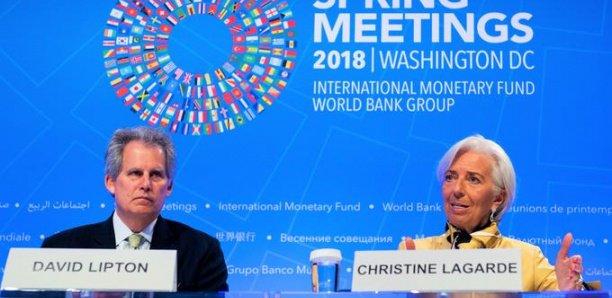 FMI : David Lipton remplace provisoirement Lagarde