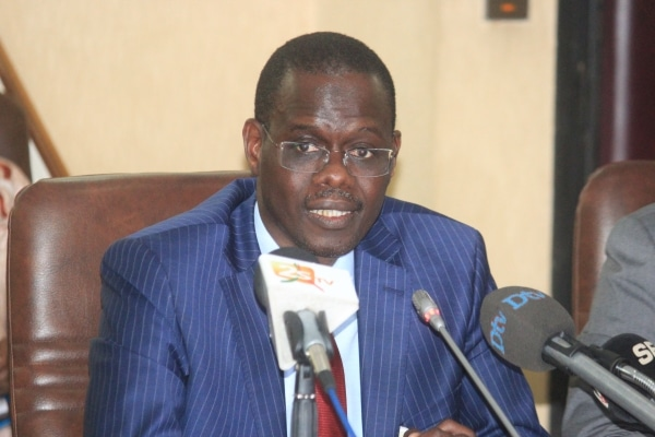 Difficultés de trésorerie au Sénégal: Le Dg de la Bceao Sénégal dément