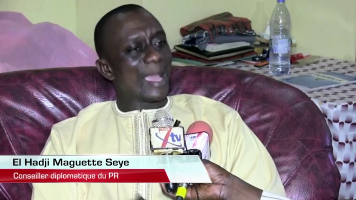 DIPLOMATIE : Voici El hadji Magatte Sèye, le nouvel ambassadeur du Sénégal en France