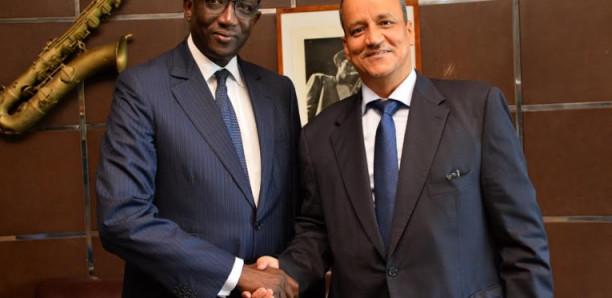 AMADOU BA REÇOIT LE CHEF DE LA DIPLOMATIE MAURITANIENNE: Au menu, la situation des Sénégalais établis en Mauritanie