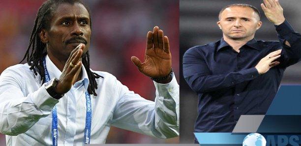 """CAN 2019 : Aliou Cissé salue """"la confiance accrue"""" aux entraîneurs locaux"""