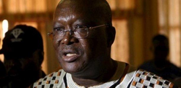 Décès de Tanor : Le président Kaboré est arrivé à Dakar