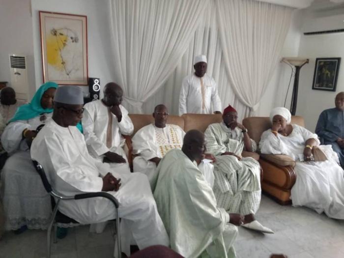 Présentation de condoléances : Abdoulaye Wade envoie une forte délégation chez Ousmane Tanor Dieng