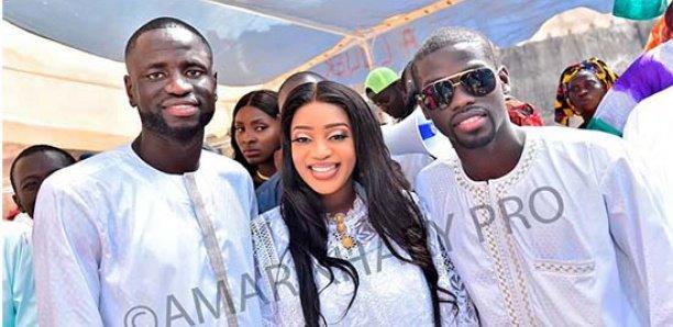 Lissa,Gana, PAN...defilé des stars au baptême de la fille de Cheikhou Kouyate