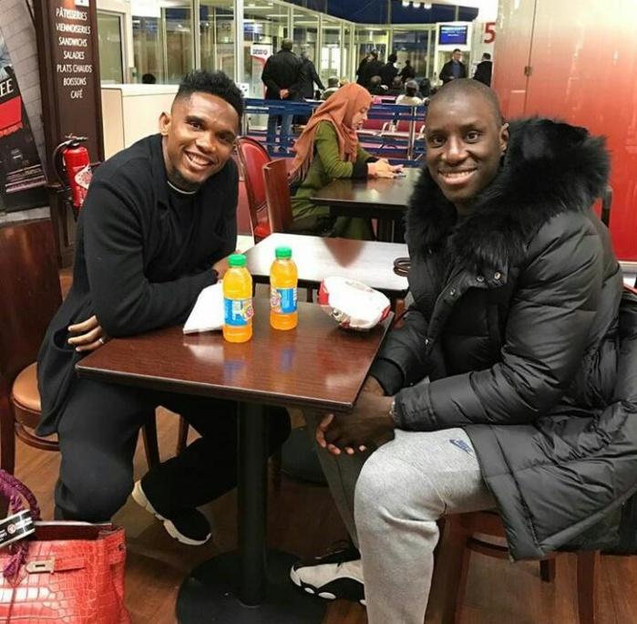 Le témoignage poignant de Samuel Eto'o sur Demba Bâ : « J'ai connu des gars dans ma vie, mais comme vous, jamais »