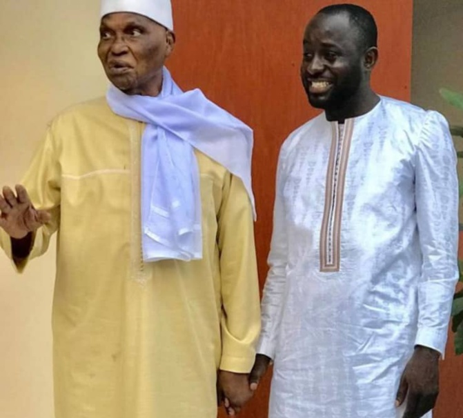 Audience- Thierno BOCOUM chez Abdoulaye Wade : Le leader d'AGIR reconnaît avec beaucoup de satisfaction de la dimension élevée de l'homme