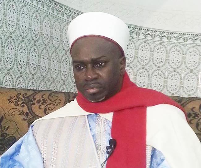 """Imam Abdallah Cissé aux musulmans: """"la mort est devant nos portes et n'épargnera personne..."""