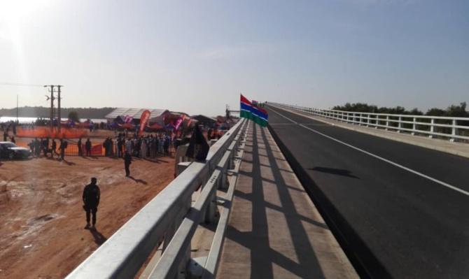 Pont de Faréfégny: Forces de sécurité gambiennes et transporteurs sénégalais se crêpent le chignon