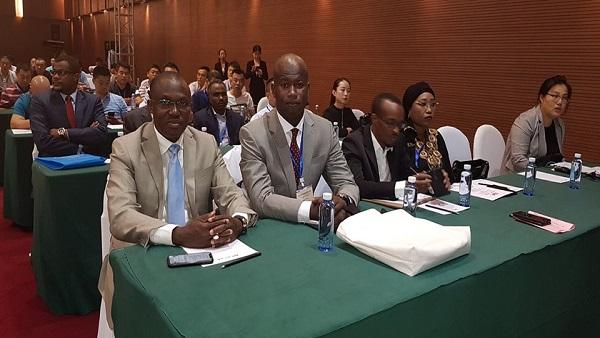 Conférence annuelle de la chine sur l'arachide: Le COSEC expose les atouts du marché sénégalais