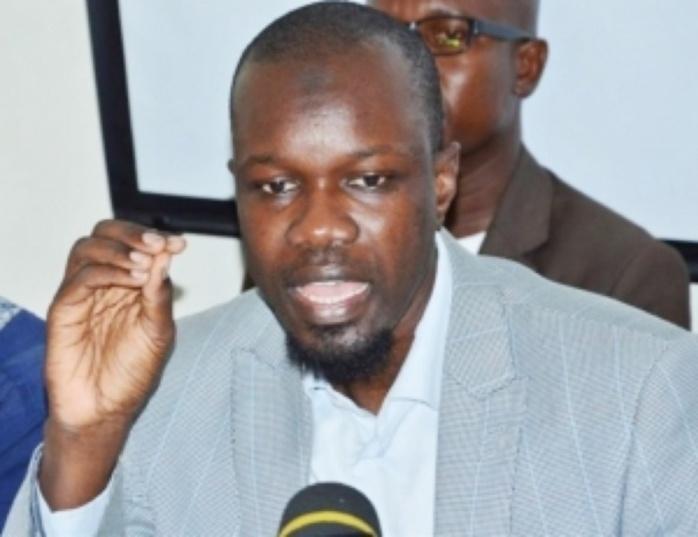 """Gestion des ressources naturelles: Sonko répond à Seydou Gueye et évoque """"un cocktail de malhonnêteté"""""""