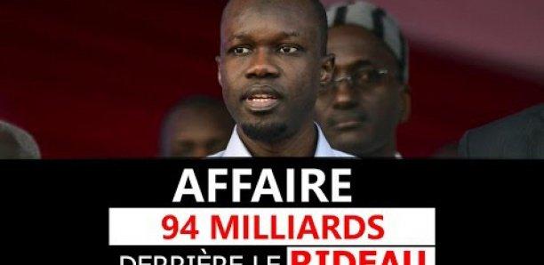 SONKO ET AFFAIRE DES 94 MILLIARDS : Découvrez le film de 15 minutes publié par Me Elhadj Diouf