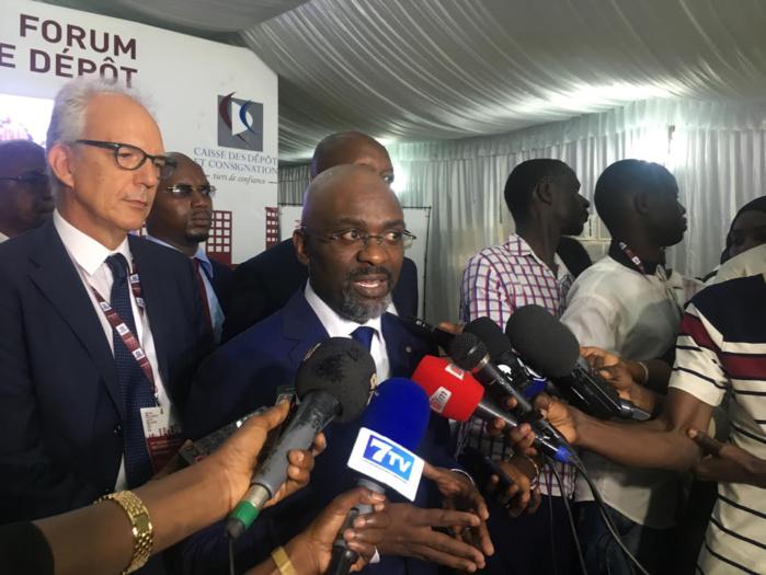 Forum des Caisses de dépôt : « Air Sénégal SA appartient exclusivement à la Caisse de Dépôt et Consignations » (Cheikh Tidiane BA, DG de la CDC)
