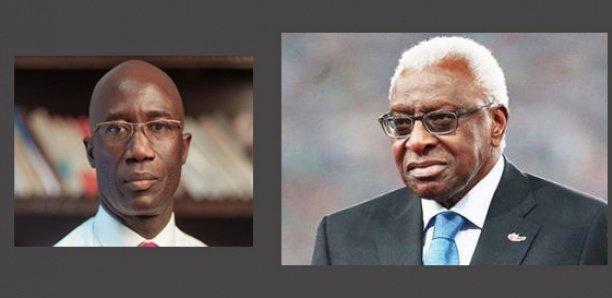 Procès corruption à l'Iaaf : Me Moussa Sarr reçu en audience par Lamine Diack à Paris