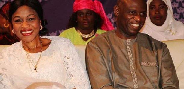 Carnet rose: Le ministre Mansour Faye et la députée Aminata Gueye se sont dit, Oui