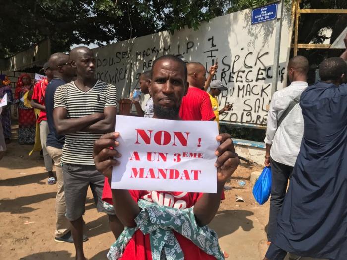 Référendum Guinéen : Des membres de l'opposition et de la Société civile arrêtés à Dakar