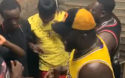 """Safar : Balla Gaye 2 en mode """"Sam Fall"""" avec les jeunes de son quartier"""