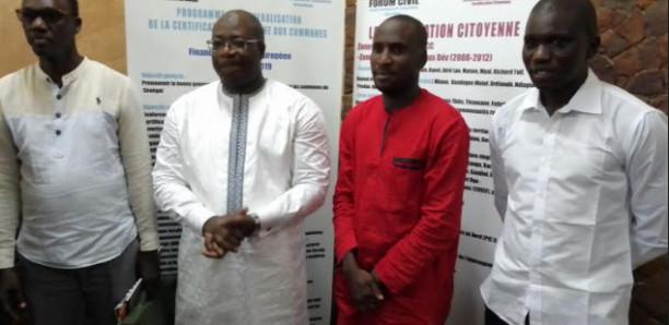 Lutte contre la corruption : Le Forum Civil initie les collectivités territoriales à la bonne gouvernance