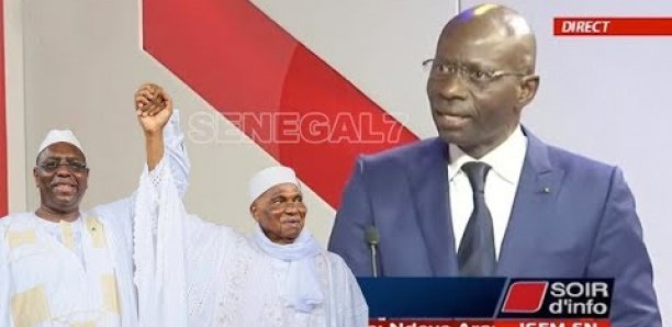 Boubacar Camara sur les retrouvailles Wade-Macky :