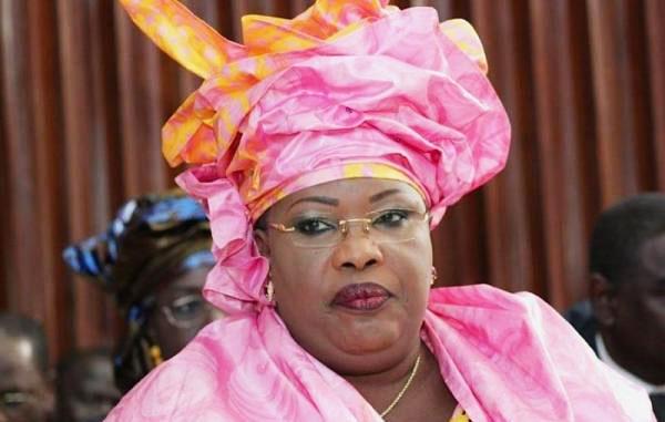 Parti socialiste: Aminata Mbengue Ndiaye hérite du fauteuil de Tanor jusqu'à...