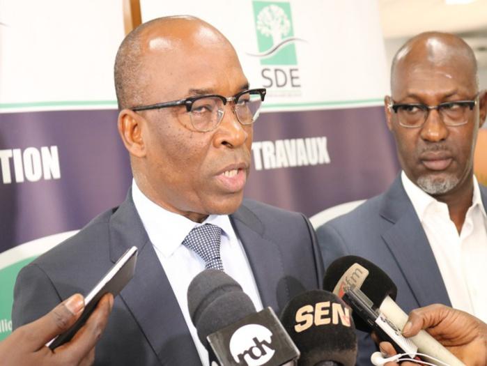 VIDÉO / ABDOUL BAAL (DG Sde) : « Nous avons trouvé 100 fuites sur le réseau de Touba et nous les avons réparées »