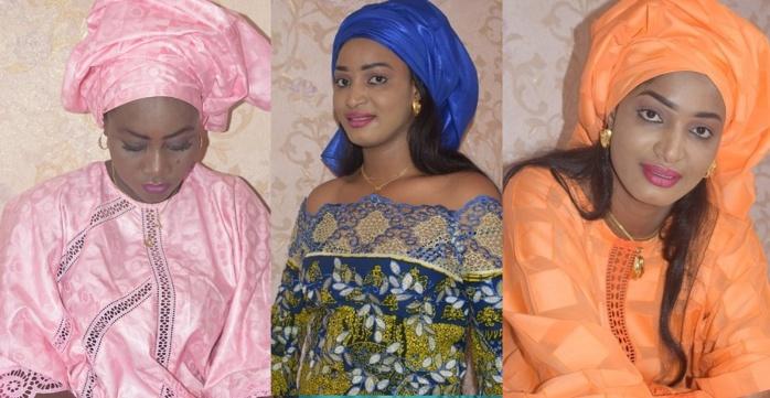 PHOTOS - Gouye Gui, Niatam Ba et sa délégation Chez Serigne Djily Fatah Mbacké