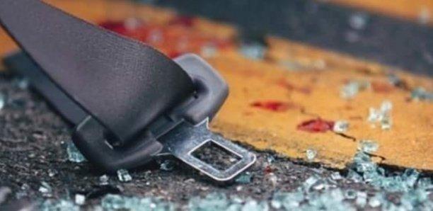 Axe Louga-Dahra : De retour du magal, un véhicule se renverse et fait 2 morts