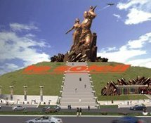 Monument de la Renaissance : un chauffeur de car Ndiaga Ndiaye meurt dans un accident de la route