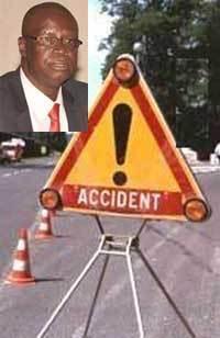 Kalidou Diallo légèrement blessé dans un accident