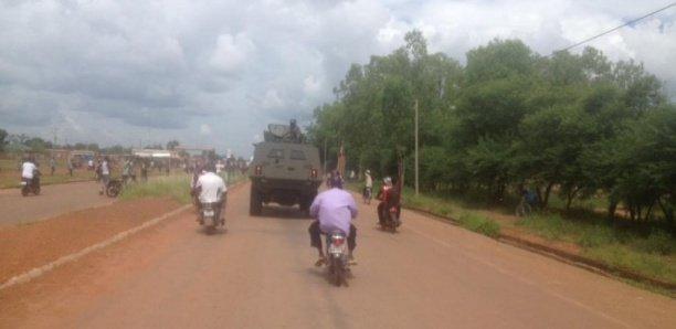 L'attaque d'un convoi de civils fait au moins 37 morts dans l'est du Burkina