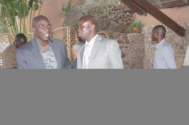 REGARDEZ. Diagna Ndiaye, homme de l'année 2011 célébré par Leral.net