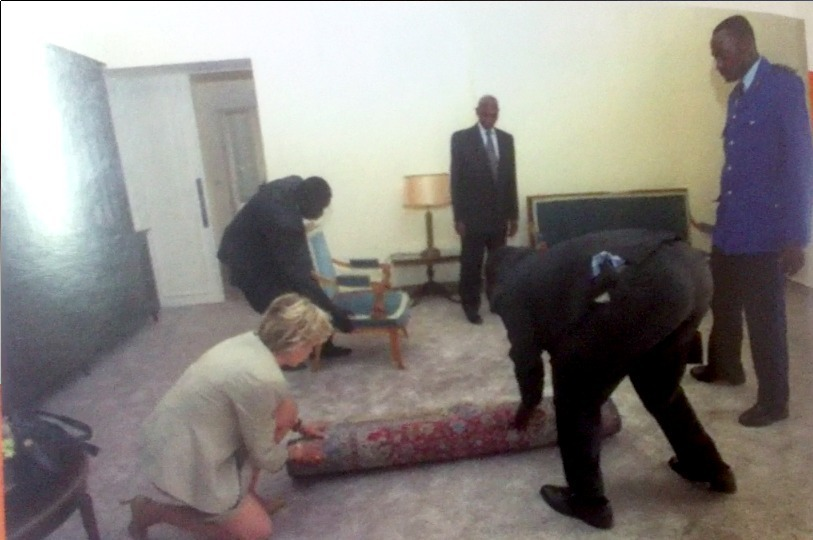 Une voyante sur la présidentielle : « J'ai vu un président sortir du palais »