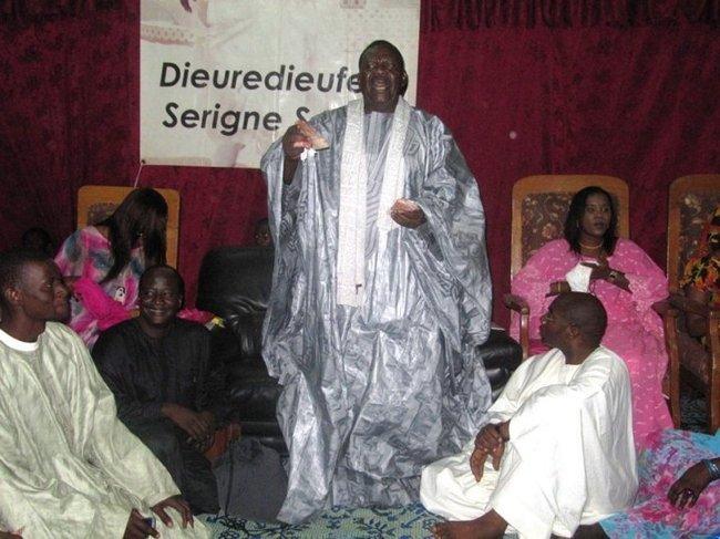 """ELECTIONS AU SENEGAL """"Marabout"""" power ou l'influence des confréries"""