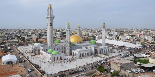 MASAALIKUL JINAAN : la Mosquée de la Réconciliation