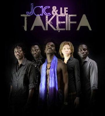 Le groupe Jac et le Takeifa sort son deuxième album en avril