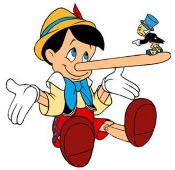 Une étude démontre que les mensonges s'affichent sur le visage