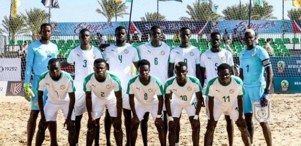 Mondial Beach soccer : Le Sénégal éliminé en quart de finale
