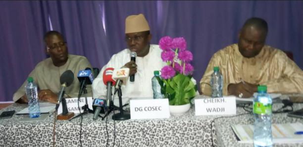 Mamadou Ndione (Dg Cosec) vante les atouts du port de Ndayane