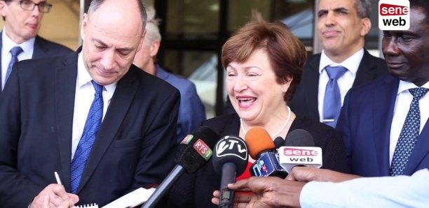 FMI: Kristalina Georgieva prône l'endettement à des fins utiles