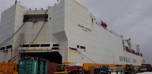 Drogue saisie au Port : Le capitaine du bateau a quitté le Sénégal