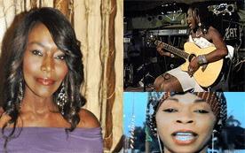 De nombreux tubes et singles produits : Des chanteurs prêchent la paix face aux manifestations