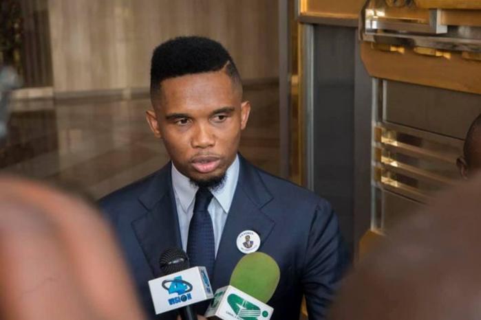 Samuel Eto'o : « Les joueurs Africains ne sont pas respectés par leurs propres frères… »