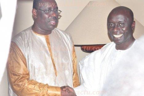 Idrissa Seck annonce des concertations dans Benno