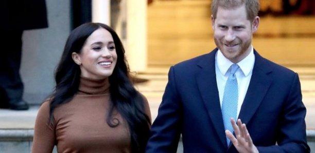 Le prince Harry et Meghan Markle se distancient de la famille royale britannique